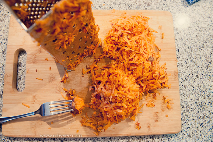 Sweet Potato Hash Brown by www.rubyyee.com