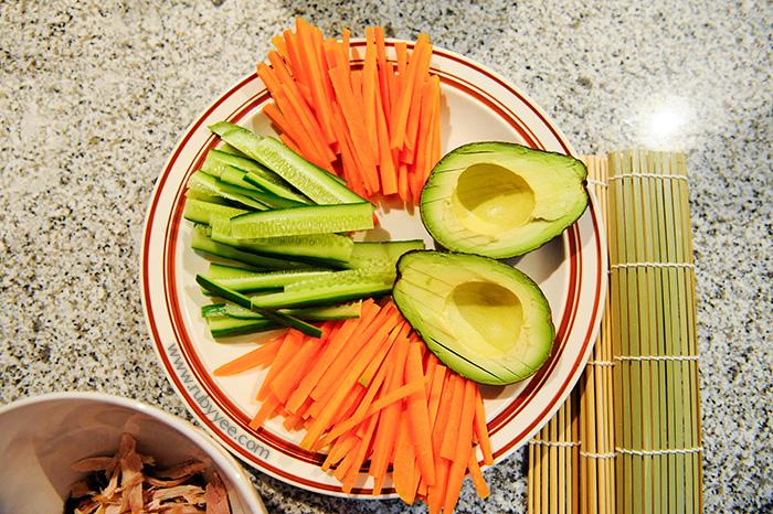 Quiona Sushi by www.rubyyee.com