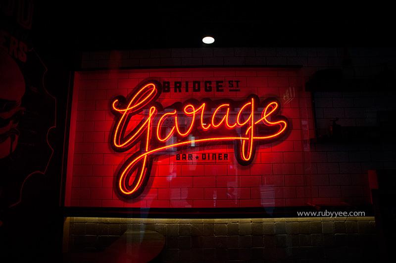 Bridge St Garage | www.rubyyee.com