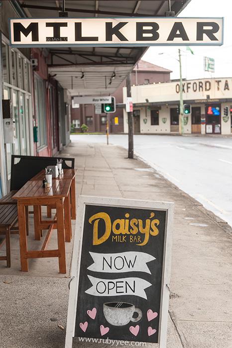 Daisy's Milkbar | www.rubyyee.com