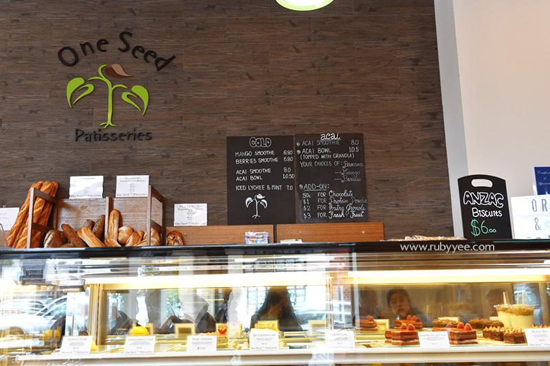 One Seed Patisseries | www.rubyyee.com