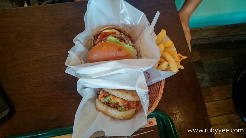 MOS Burger Fuji-Q Highland | www.rubyyee.com