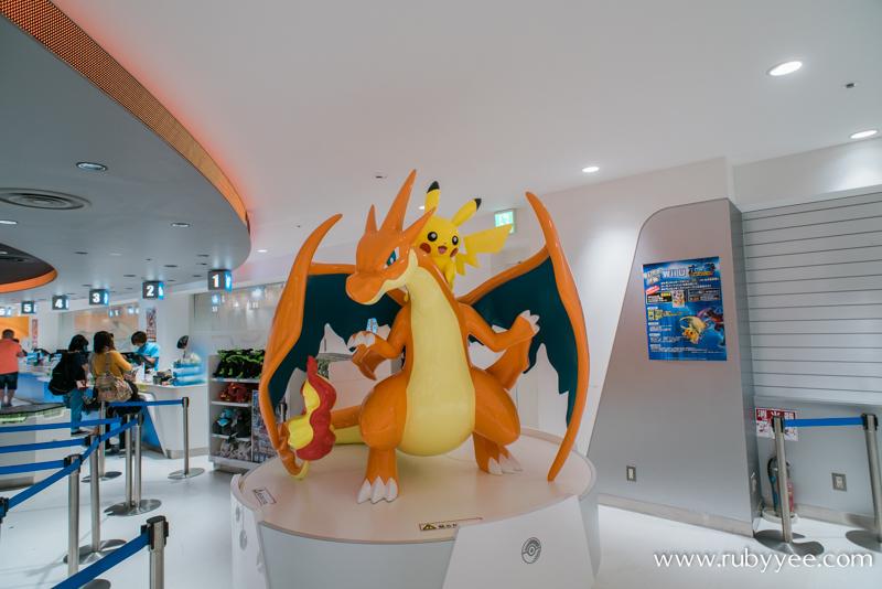 Pokemon Center | www.rubyyee.com