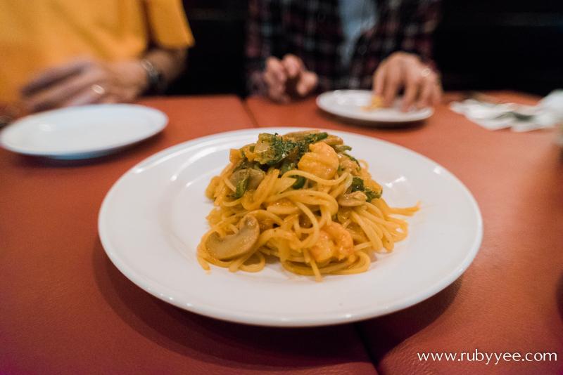 Italian Restaurant Sicilia | www.rubyyee.com