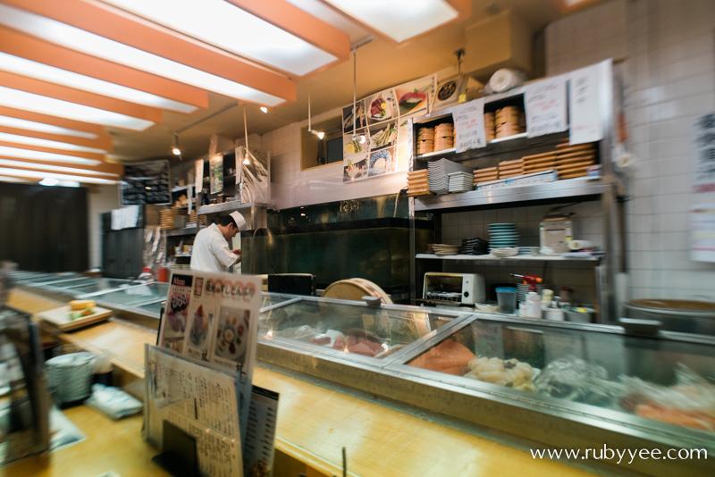 Tsukiji Fish Market | www.rubyyee.com