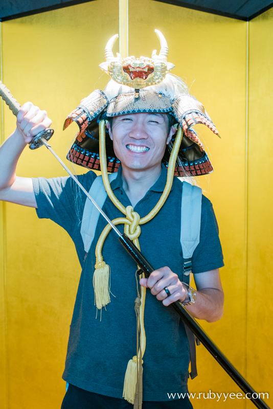 Samurai Museum | www.rubyyee.com
