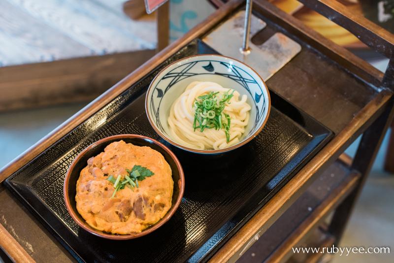 丸亀製麺 新宿御苑前店   www.rubyyee.com
