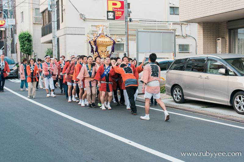 Festival parade | www.rubyyee.com
