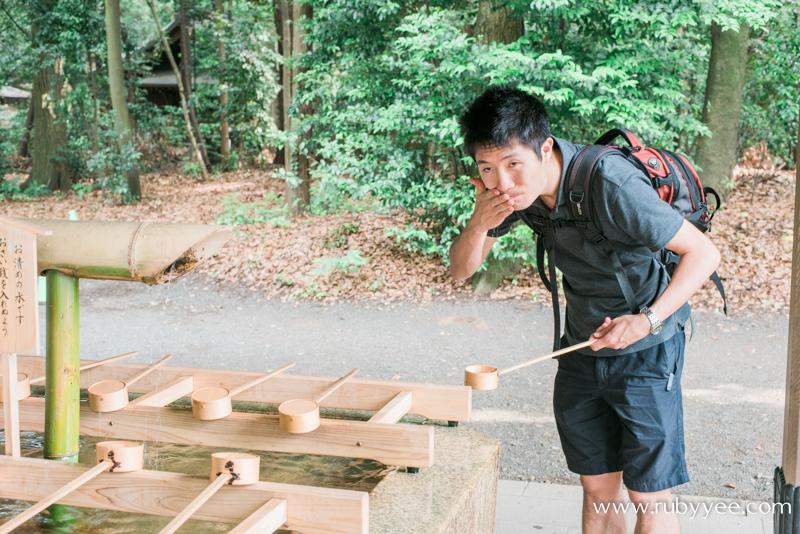 Meiji Jingu | www.rubyyee.com