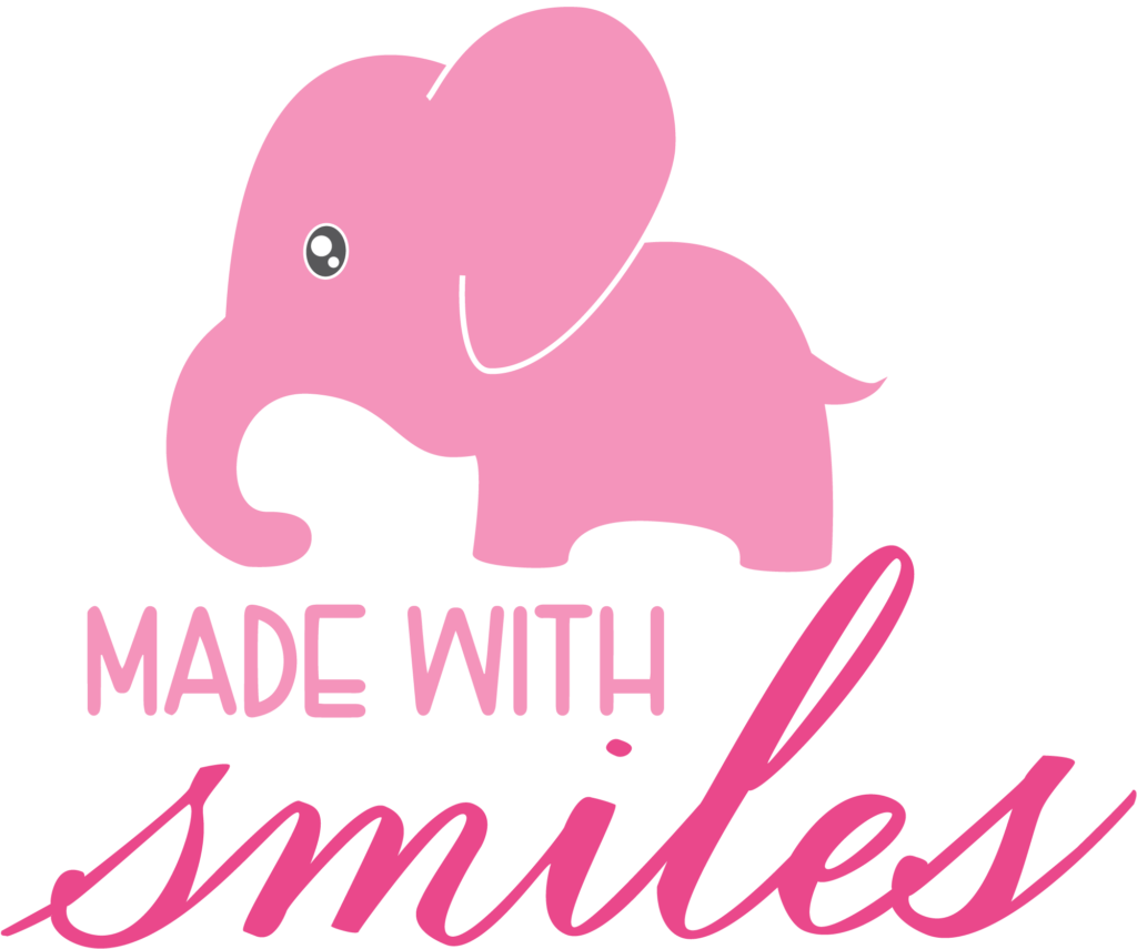 Made With Smiles | www.rubyyee.com