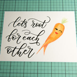 let's root for each other | www.rubyyee.com