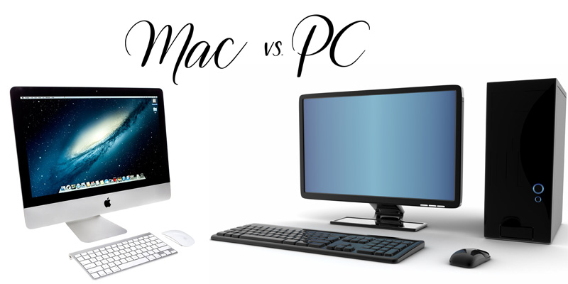 Mac vs PC for Design